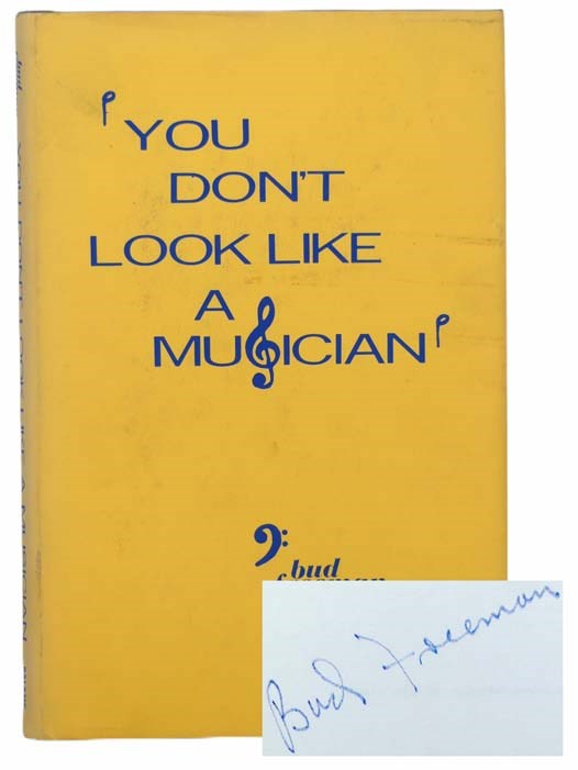 Image for You Don't Look Like a Musician