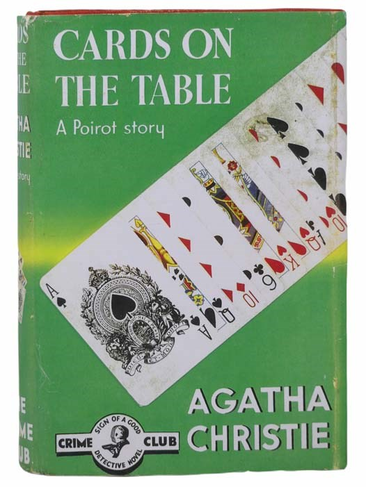 Image for Cards on the Table: A Poirot Story [Hercule]