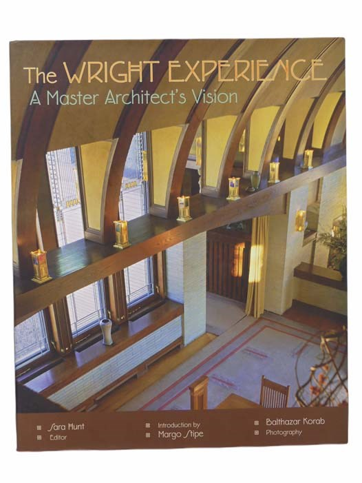 Image for The Wright Experience: A Master Architect's Vision