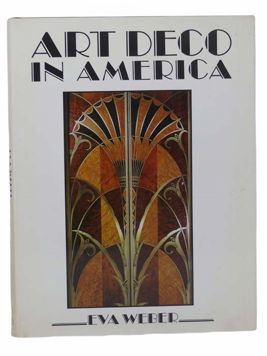 Image for Art Deco in America