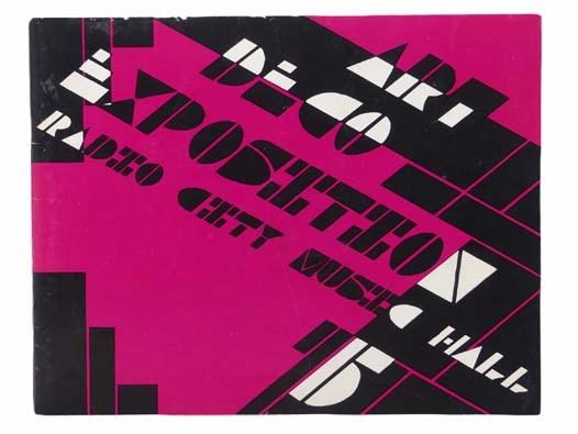 Image for 1975 New York Art Deco Exposition at Radio City Music Hall, January 28, 29, 30, 31, February 1 & 2: Catalogue