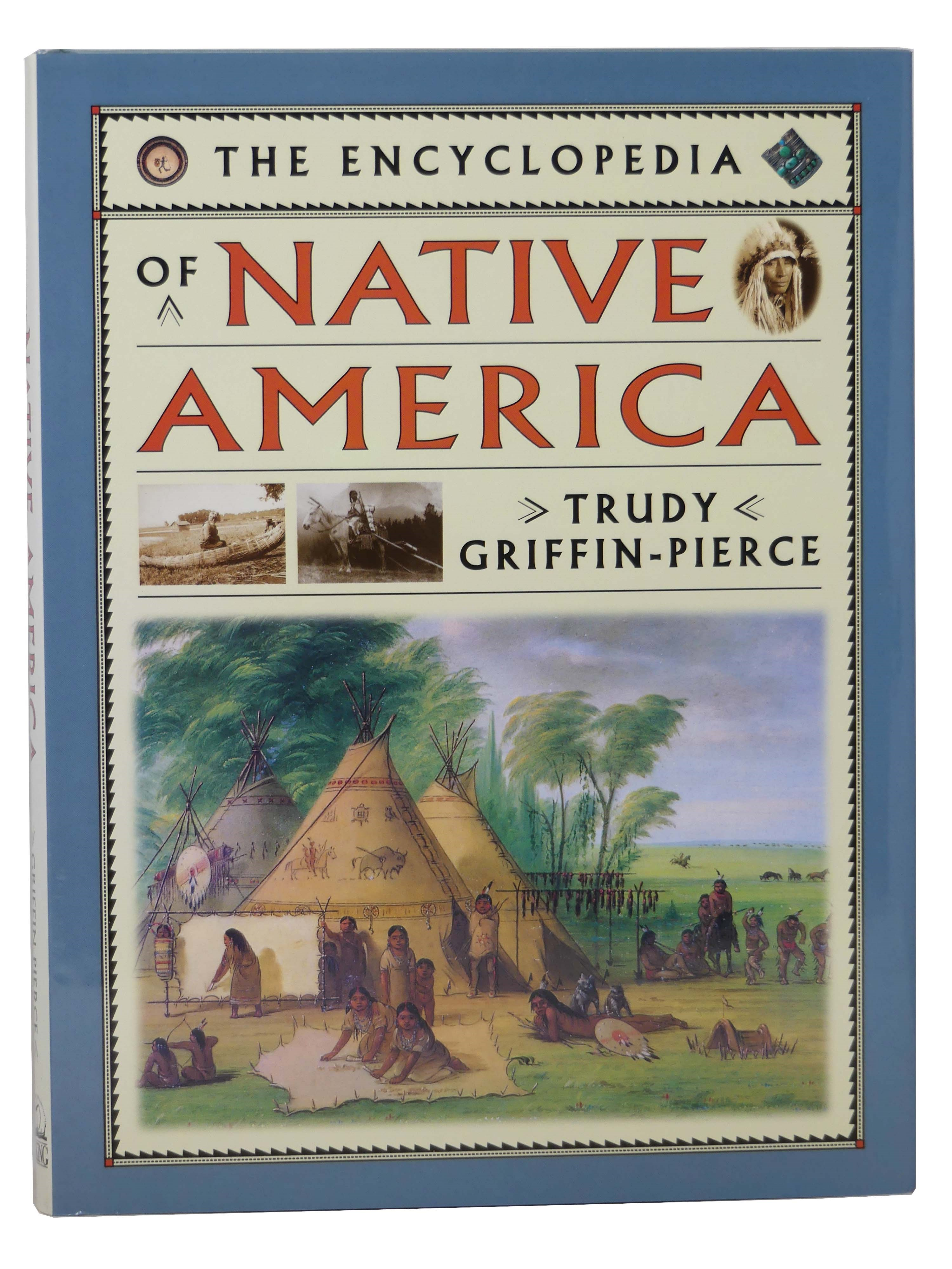 Image for The Encyclopedia of Native America