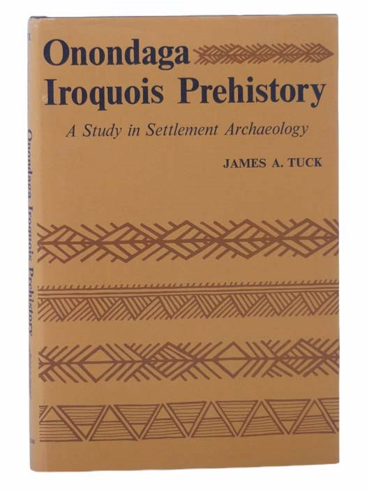Image for Onondaga Iroquois Prehistory: A Study in Settlement Archaeology