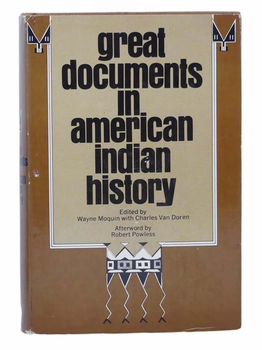 Image for Great Documents in American Indian History
