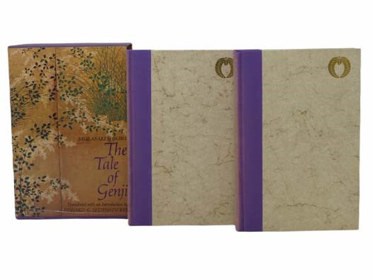 Image for The Tale of Genji, in Two Volumes