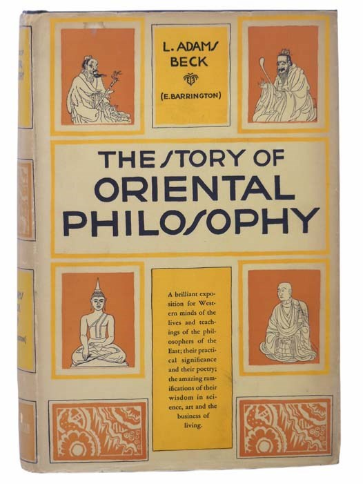 Image for The Story of Oriental Philosophy