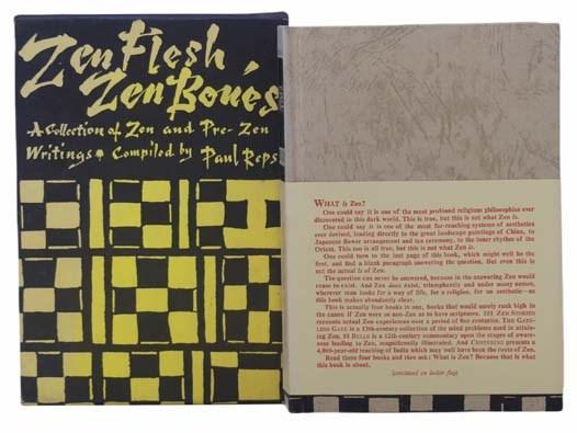 Image for Zen Flesh, Zen Bones: A Collection of Zen and Pre-Zen Writings