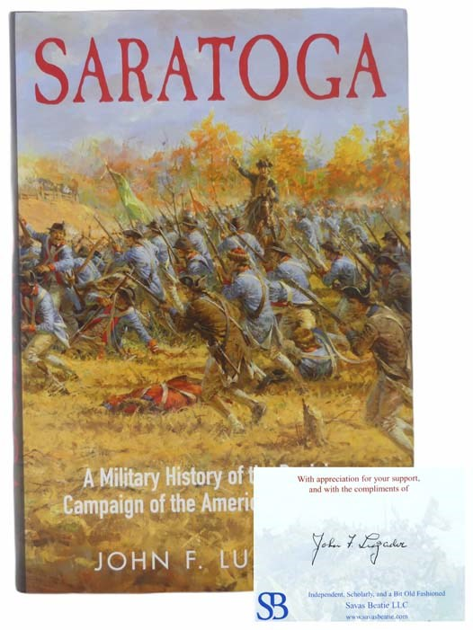 Image for Saratoga: A Military History of the Decisive Campaign of the American Revolution