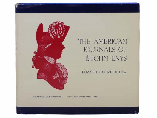 Image for The American Journals of Lt John Enys [Lieutenant]