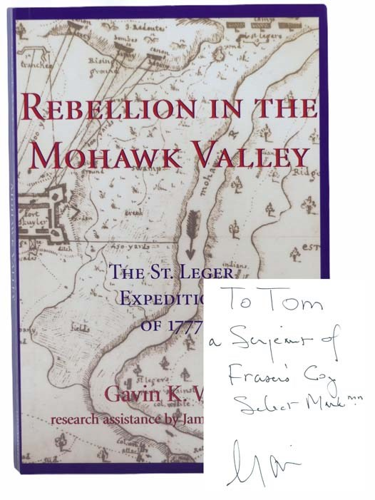 Image for Rebellion in the Mohawk Valley: The St. Leger Expedition of 1777