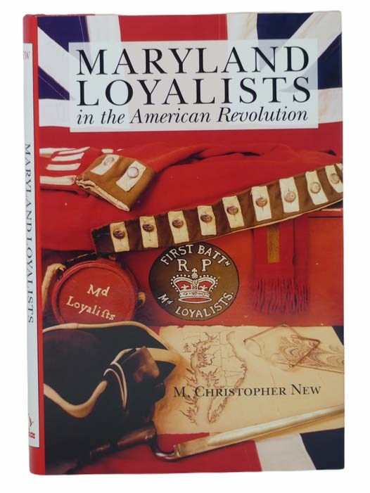 Image for Maryland Loyalists in the American Revolution