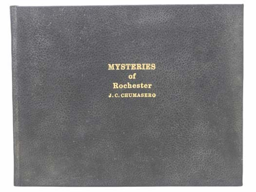 Image for Mysteries of Rochester [Facsimile Copy]