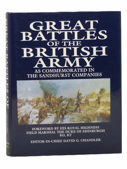 Image for Great Battles of the British Army as Commemorated in the Sandhurst Companies