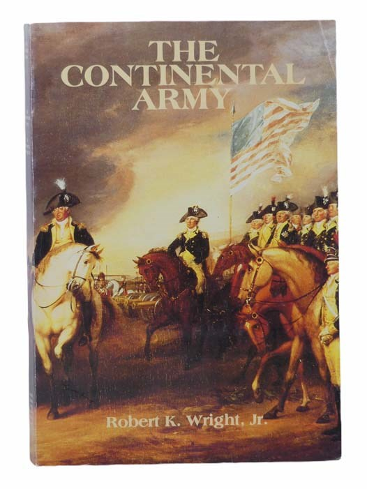 Image for The Continental Army (Army Lineage Series) (CMH Pub 60-4)