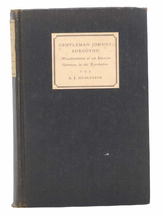 Image for Gentleman Johnny Burgoyne: Misadventures of an English General in the Revolution