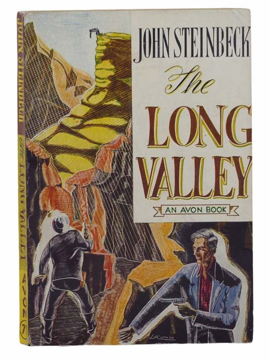 Image for The Long Valley (Avon 77)