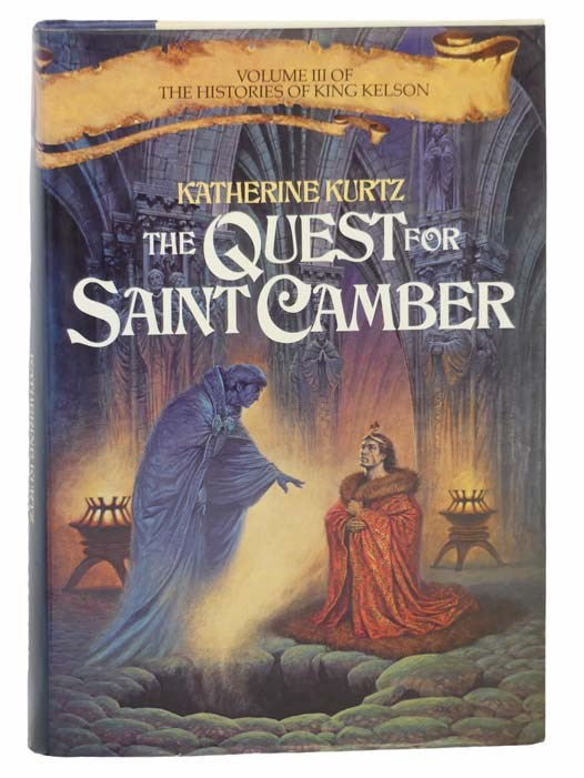 Image for The Quest for Saint Camber (The Histories of King Kelson No. 3)