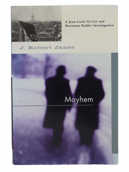 Image for Mayhem: A Jean-Louis St-Cyr and Hermann Kohler Investigation