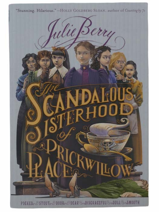 Image for The Scandalous Sisterhood of Prickwillow Place
