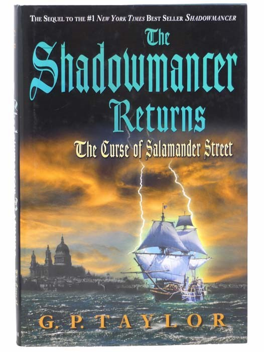 Image for The Shadowmancer Returns: The Curse of Salamander Street
