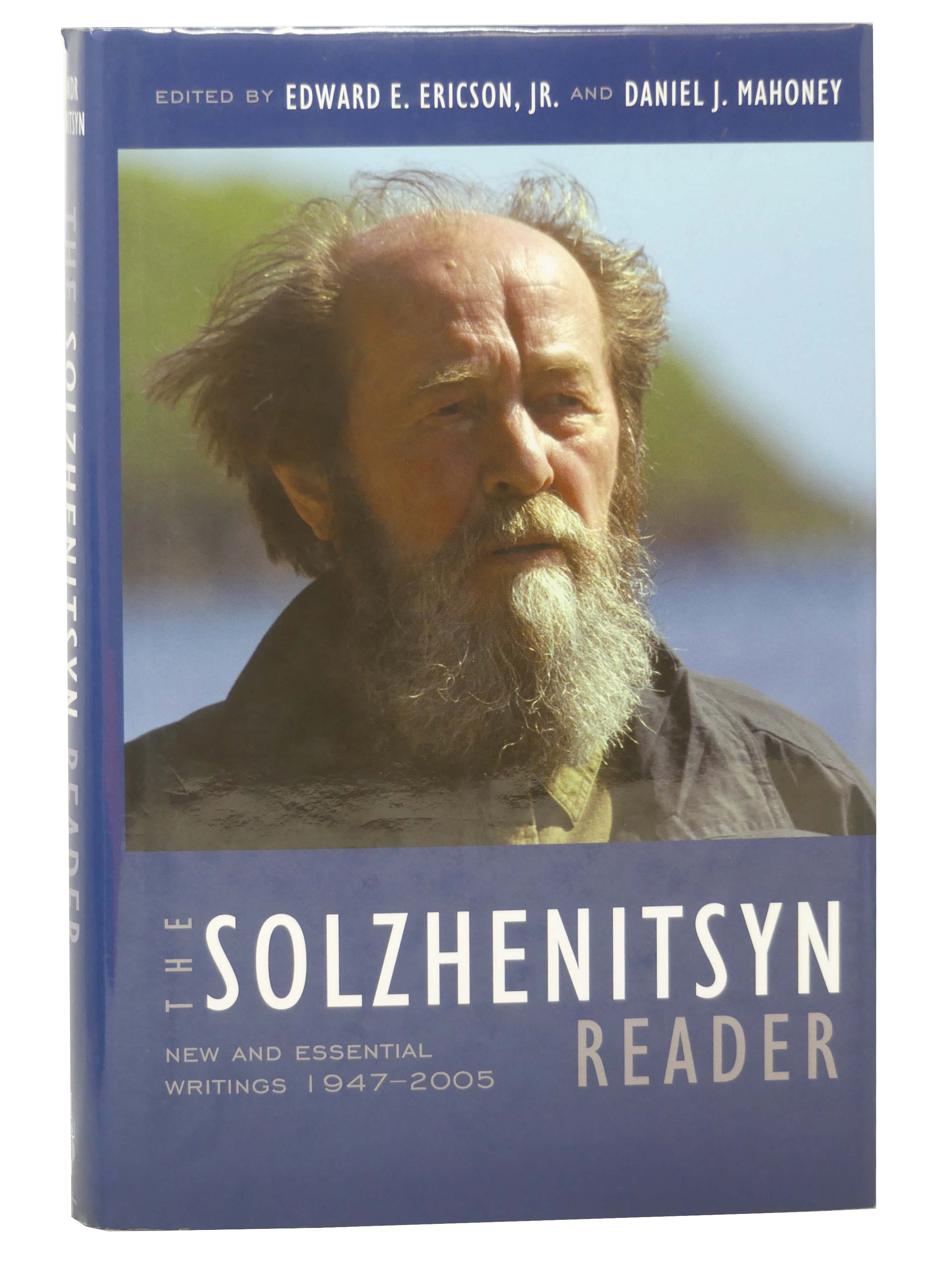 Image for The Solzhenitsyn Reader: New and Essential Writings, 1947-2005