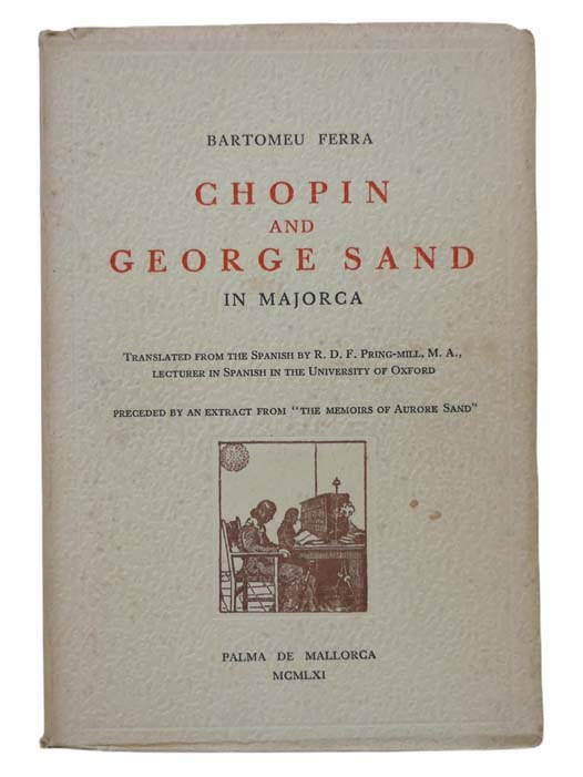 Image for Chopin and George Sand in Majorca