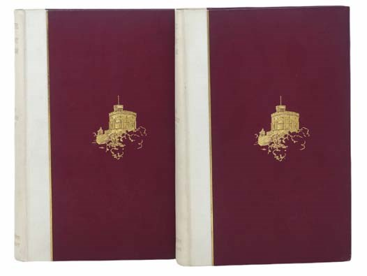 Image for The Diary and Letters of Frances Burney, Madame D'Arblay, in Two Volumes (Windsor Edition)