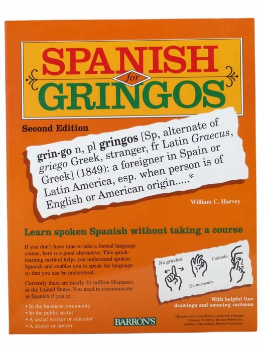 Image for Spanish For Gringos: Second Edition