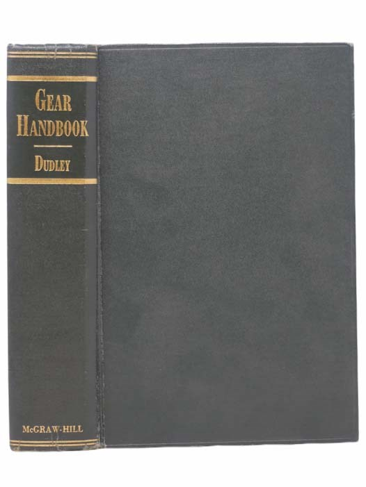 Image for Gear Handbook: The Design, Manufacture and Application of Gears