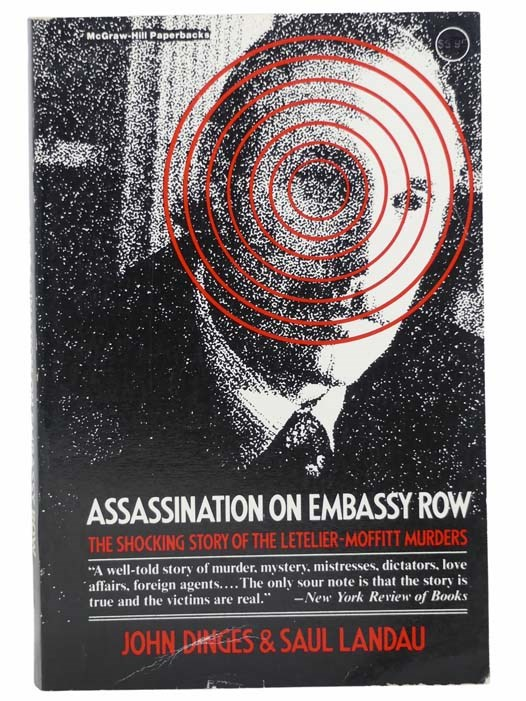 Image for Assassination on Embassy Row: The Shocking Story of the Letelier-Moffitt Murders