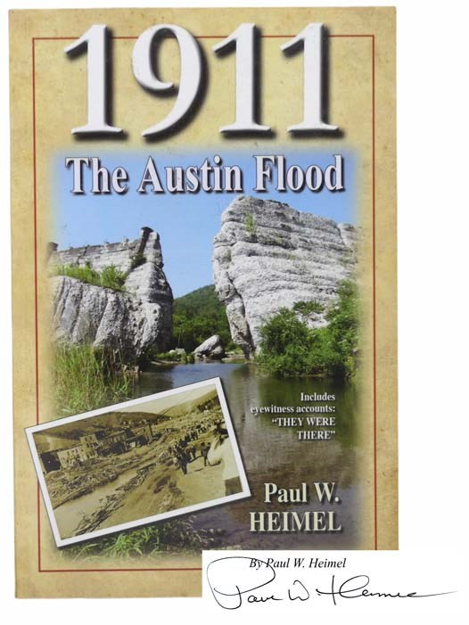Image for 1911: The Austin Flood