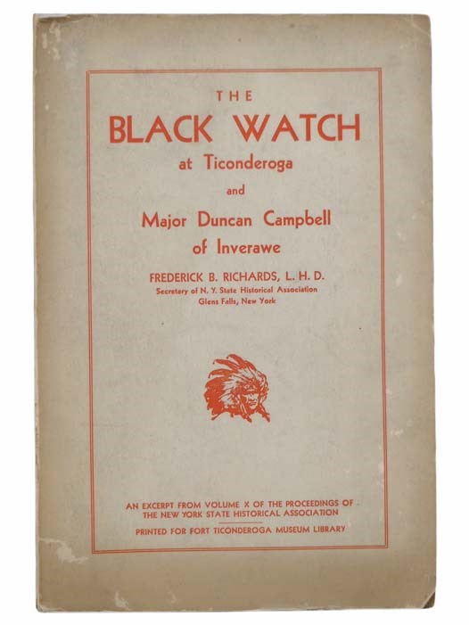 Image for The Black Watch at Ticonderoga and Major Duncan Campbell of Inverawe