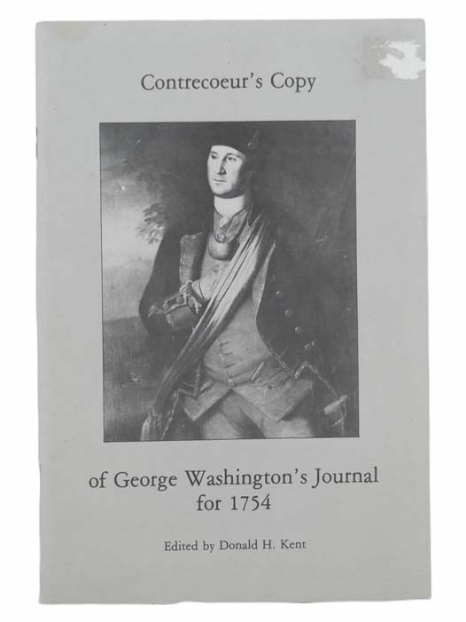 Image for Contrecoeur's Copy of George Washington's Journal for 1754