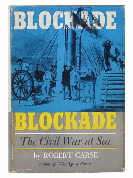Image for Blockade: The Civil War at Sea
