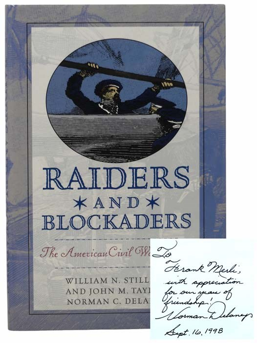 Image for Raiders and Blockaders: The American Civil War Afloat