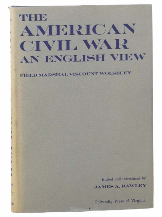 Image for The American Civil War: An English View