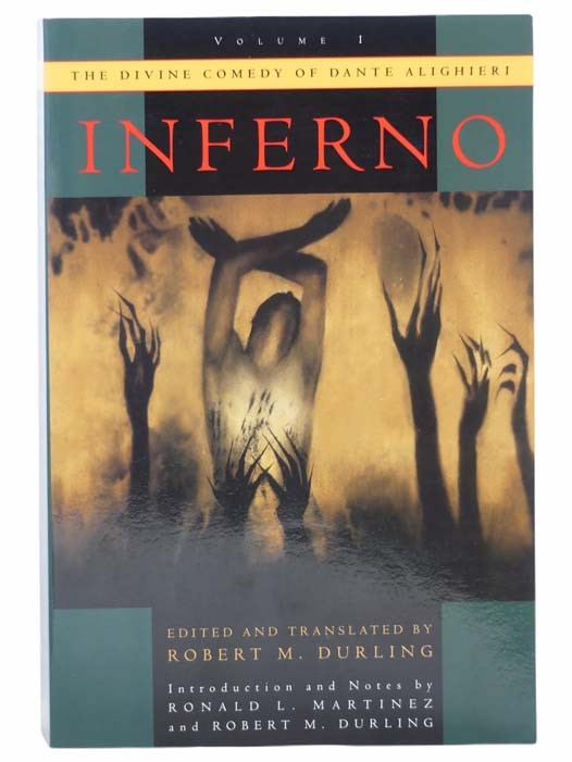 Image for Inferno (The Divine Comedy of Dante Alighieri, Volume 1)