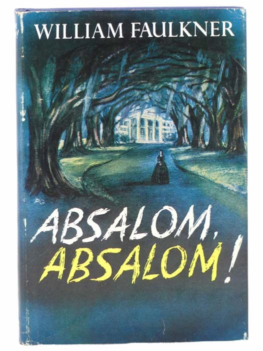 Image for Absalom, Absalom! (The Modern Library of the World's Best Books ML271)