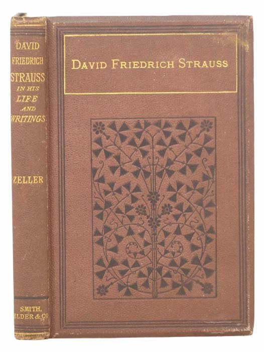 Image for David Friedrich Strauss in His Life and Writings