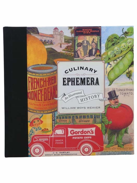 Image for Culinary Ephemera: An Illustrated History (California Studies in Food and Culture)