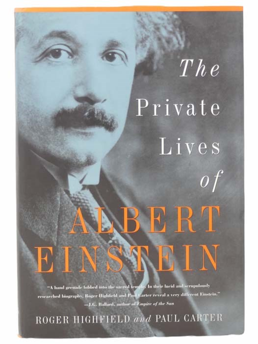 Image for The Private Lives of Albert Einstein