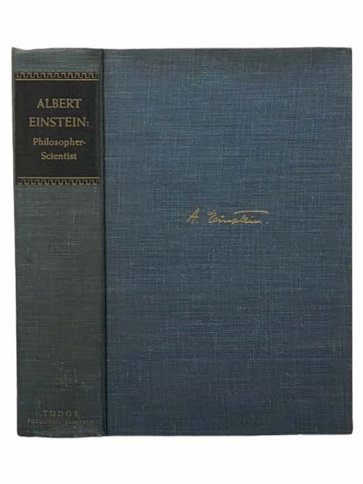 Image for Albert Einstein: Philosopher-Scientist (The Library of Living Philosophers)