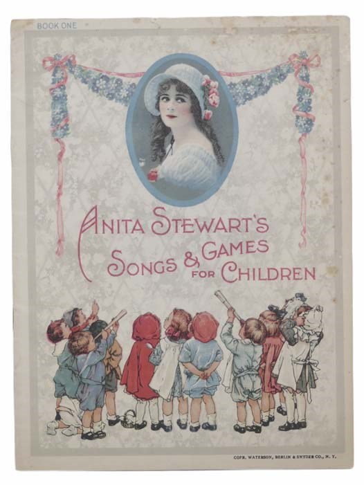 Image for Anita Stewart's Songs and Games for Children (Book One)