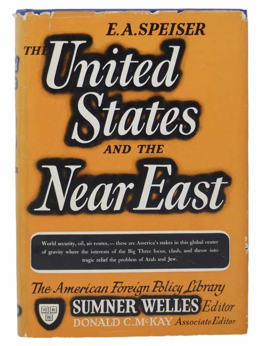 Image for The United States and the Near East (The American Foreign Policy Library)