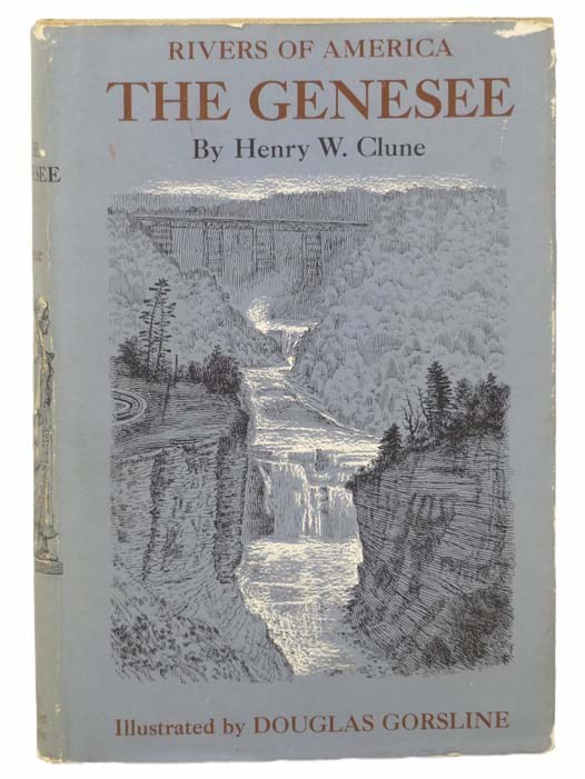 Image for The Genesee (Rivers of America Series)