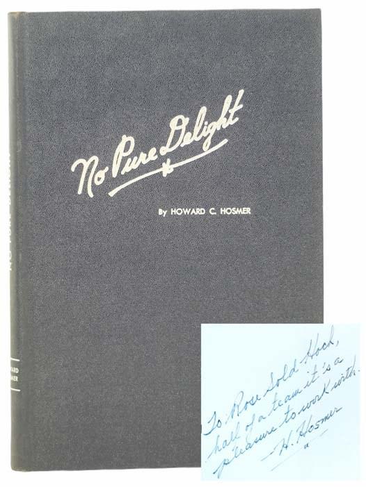 Image for No Pure Delight: A Newspaper Columnist's Scrapbook