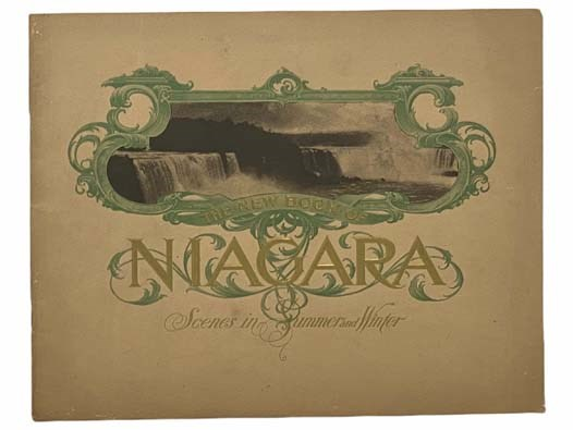 Image for The New Book of Niagara: Scenes in Summer and Winter