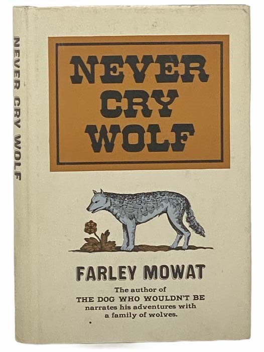 Image for Never Cry Wolf