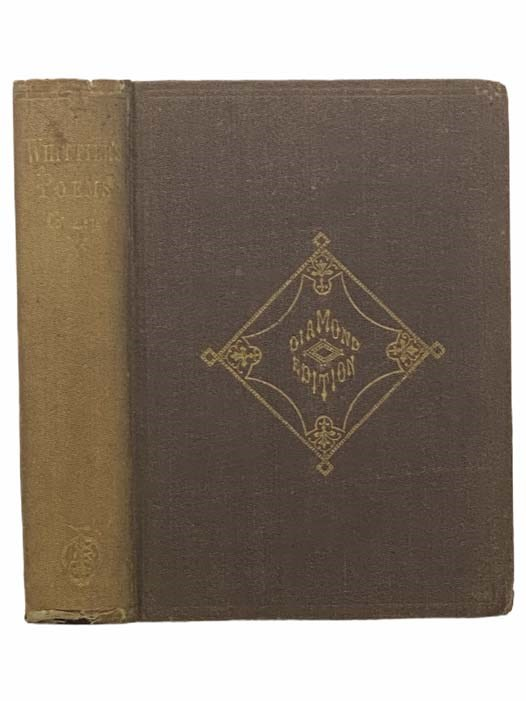 Image for The Poetical Works of John Greenleaf Whittier (Complete Edition)