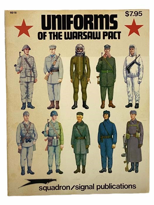 Image for Uniforms of the Warsaw Pact